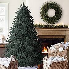 9 foot christmas tree balsam hill classic blue spruce artificial christmas