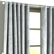 Burgundy Velvet Curtains Grey Velvet Curtains 108 Drop Soozone