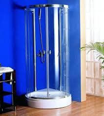 Corner Shower Units For Small Bathrooms Small Shower Enclosure Image Of Corner Shower Stalls For Small