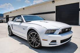 Black Mustang Convertable 2010 2014 Ford Mustang Stripe Graphic Brushed Black U2013 American
