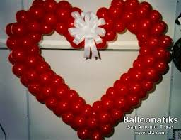 Valentines Day Balloon Decor by Valentines Balloon Delivery And Decoration San Antonio Tx Texas