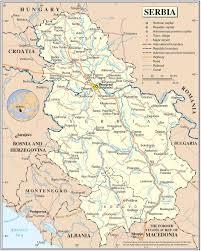 Novi Michigan Map by Map Of Serbia