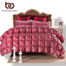Pink Down Comforter Twin Online Get Cheap Twin Goose Down Comforter Aliexpress Com
