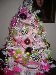 Zebra Christmas Tree Decorating Ideas by A Zebra Christmas Tree Balulah Would Be So Happy Belulah