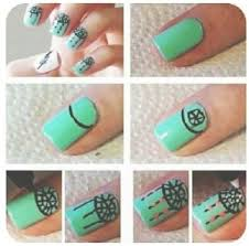 summer nail designs to do at home how to nail designs