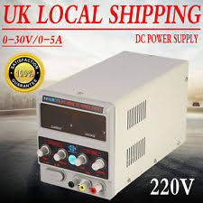 Variable Bench Power Supply With Lcd And Monitor Display Variable Power Supply Ebay