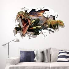 compare prices on dinosaur room decoration online shopping buy
