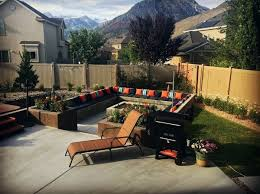 Cool Backyard Ideas Small Backyard Hill Landscaping Ideas To Get Cool Backyard
