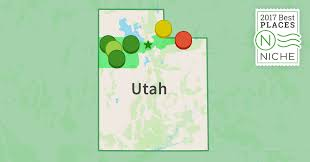 Map Of Utah Cities by 2017 Best Salt Lake City Area Suburbs To Live Niche