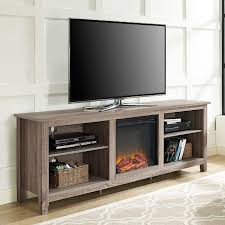 Tv Tables Wood Modern Belham Living Dawson 58 In Fireplace Tv Stand Hayneedle