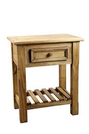 Pine Side Tables Living Room Rustic End Table Distressed Pine End Tables Rustic Pine End