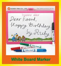 factory promotional item round nib big whiteboard markers