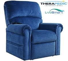 Lift Chair Recliner Therapedic Lift Chair Recliner With Carbon Fiber Heat