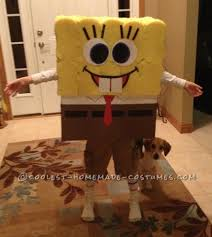 Halloween Costumes 9 Boys 25 Spongebob Halloween Costume Ideas