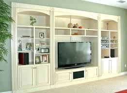 wall unit plans built in tv cabinet istanbulklimaservisleri club
