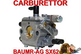 chainsaw equipment baumr ag parts sx62 parts