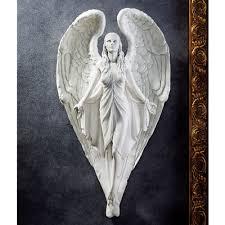 spiritual statues angel spiritual heart wall frieze sculpture statue 16 www flickr
