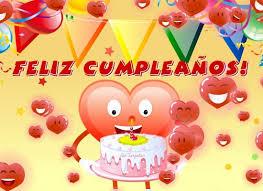 imagenes de feliz cumpleaños amor animadas felicitaciones de feliz cumpleaños