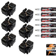 uf359 igniton coil 12pc mercedes benz chrysler and autolite