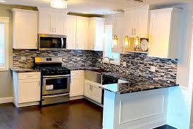 what tile goes with white cabinets black countertops with white cabinets granite countertops