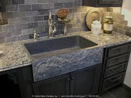 Kitchen Sink Tops by Kitchen Delightful Kitchen Decoration Using Grey Laminated