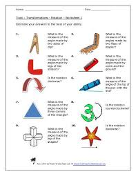 coordinate geometry proofs worksheet five pack math