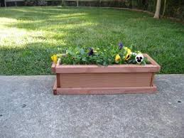 Redwood Planter Boxes by Redwood Planter Box For Cat Greens And Catnip Available In 3
