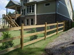 gallery rail fences fox fence company kennesaw ga