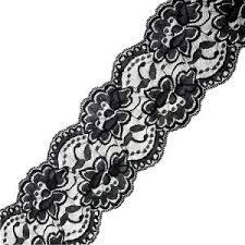 bulk lace ribbon stretch lace trim manufacturers cheap stretch lace trim in bulk
