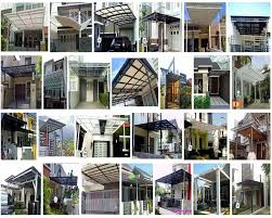 51 desain canopy tanpa tiang ter update 2017 bengkel las jaya
