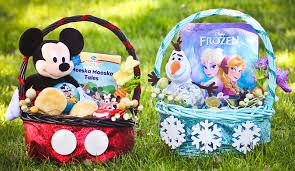 easter mickey mouse disney diy mickey mouse and frozen easter baskets