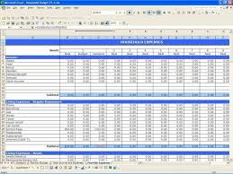 sales budget template excel sample templatex1234