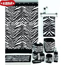 Cheetah Print Curtains by Snow Leopard Shower Curtain Black And White Leopard Print Shower