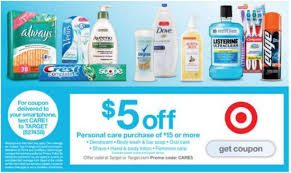 black friday target coupon printable target 5 15 personal care 15 50 pet care and 10 50