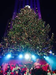 rockefeller christmas tree lighting home decorating ideas