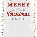 christmas party invitation template powerpoint 21 christmas within