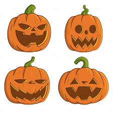 pumpkins for halloween by gatts graphicriver