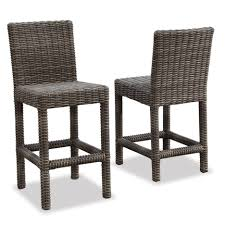 Pottery Barn Wicker Bar Stools Outdoor Wicker Counter Stools Seagrass Bar Stools