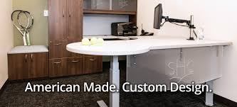 St Johns Office Furniture Systems Custom Made In USA Portland OR - Custom furniture portland