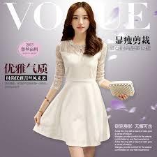 express dress alibaba express free shipping 2016 autumn new lace