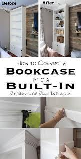 Built In Bedroom Wall Units by 25 Best Built Ins Ideas On Pinterest Kitchen Bookshelf Built