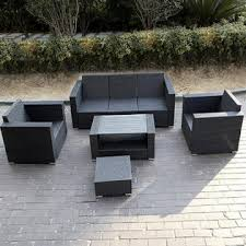 Patio Sectional Costway Hw50100 7pc Outdoor Patio Patio Sectional Furniture Pe