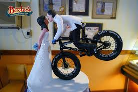 bicycle cake topper weekly dose of 6 29 12 bike