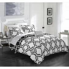 Black Duvet Covers Modern Black Bedding Sets Allmodern