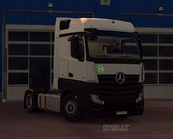 mercedes benz actros mp4 red mp4 tuning ets 2 mods part 3