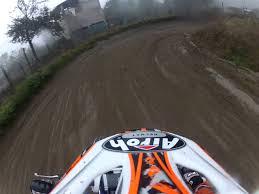 motocross crash helmets epic motocross crash yamaha yz 125 youtube