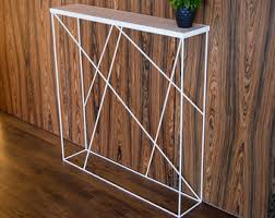 console table side table entry table storage table narrow