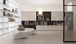 Lema Selecta 03 Wall Unit Minimalist Cabinet With Futuristic Interior To Store Our Trophies