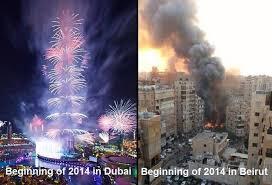 happy new year dubai al arabiya