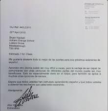 middlesbrough boss aitor karanka writes letter to pupils
